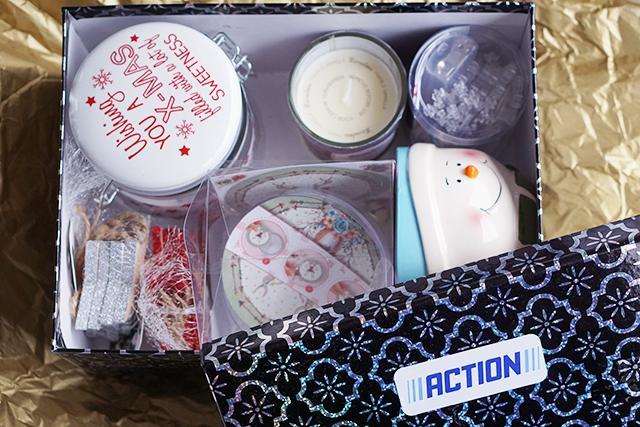 Toch Nog Een Kerstpakket Van Action Budg Tproof Nl