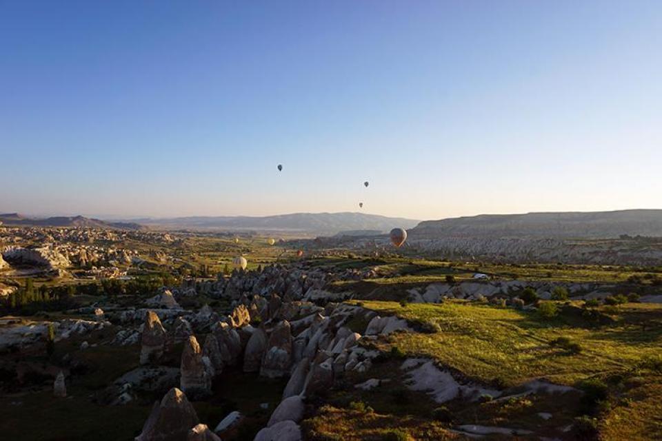 ballonvlucht cappadocie