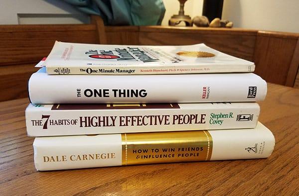 great career and entrepreneur books