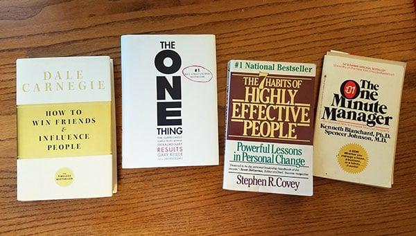 career entrepreneurial books