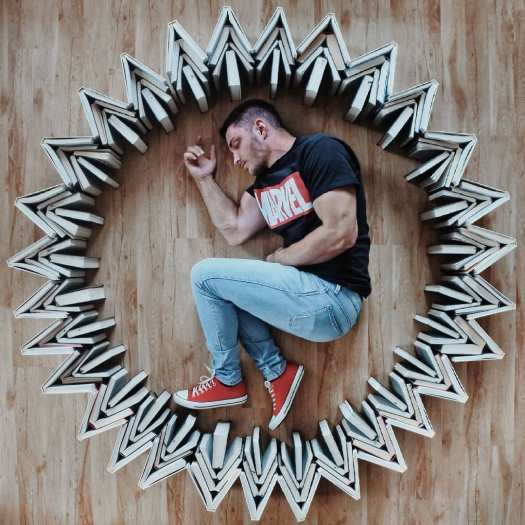 james trevino book art