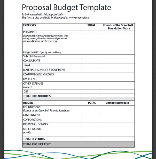 Sample Personal Budget Template. 14 budget spreadsheet templates ...