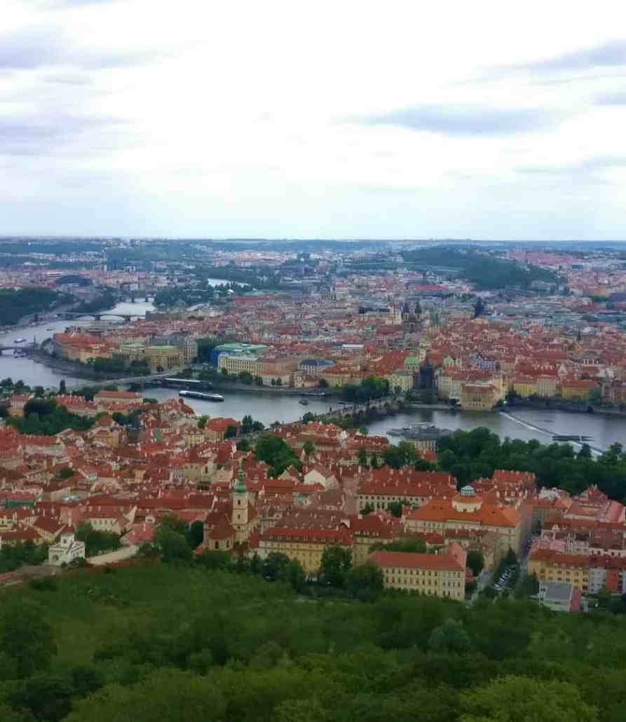 budget for prague trip from india