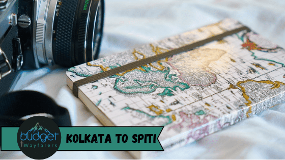 How to travel to Spiti from Kolkata