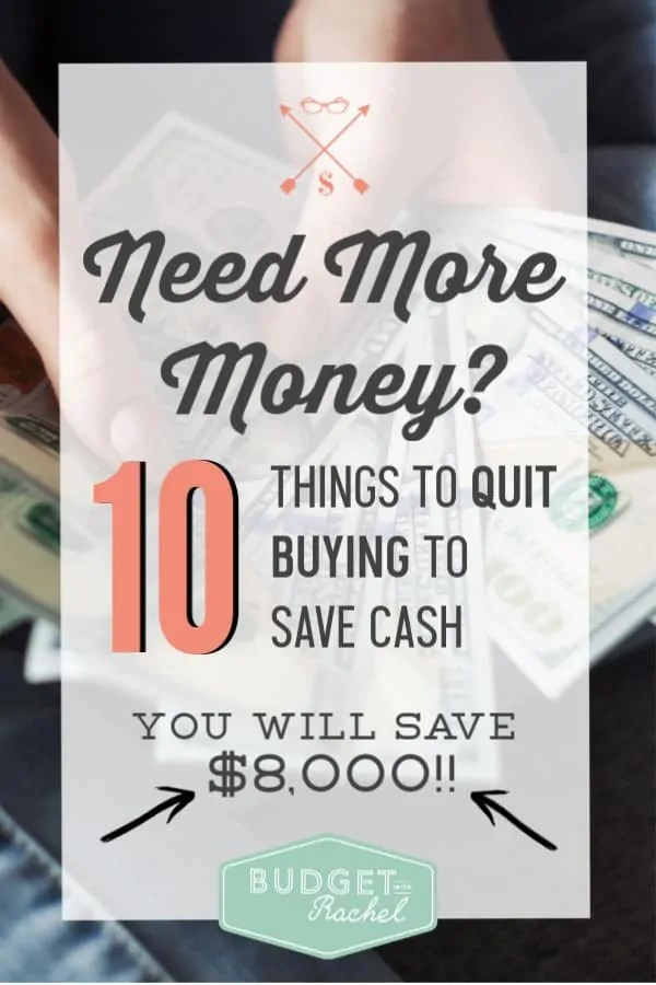 Ways to save money you haven't thought of | how to save a lot of money quickly | pay off debt buy stopping these expenses | debt payoff plan | become debt free when you cut these expenses | save money easily with these tips and tricks | money saving hacks | finance tips | frugal living #debtfree #debtpayoff #frugalliving #savemoney #moneysavingtips