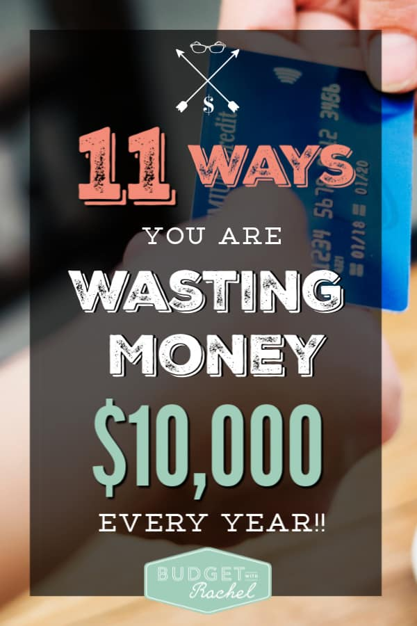 How to stop wasting money | awesome tips to save thousands every year | money saving tips | simple hacks to save money | frugal living tips | save $10,000 this year with these simple money saving tips | pay off debt fast when you save money with these ideas | personal finance hacks | finance tips | save money ideas #moneysavingtips #savemoney #budget #frugalliving