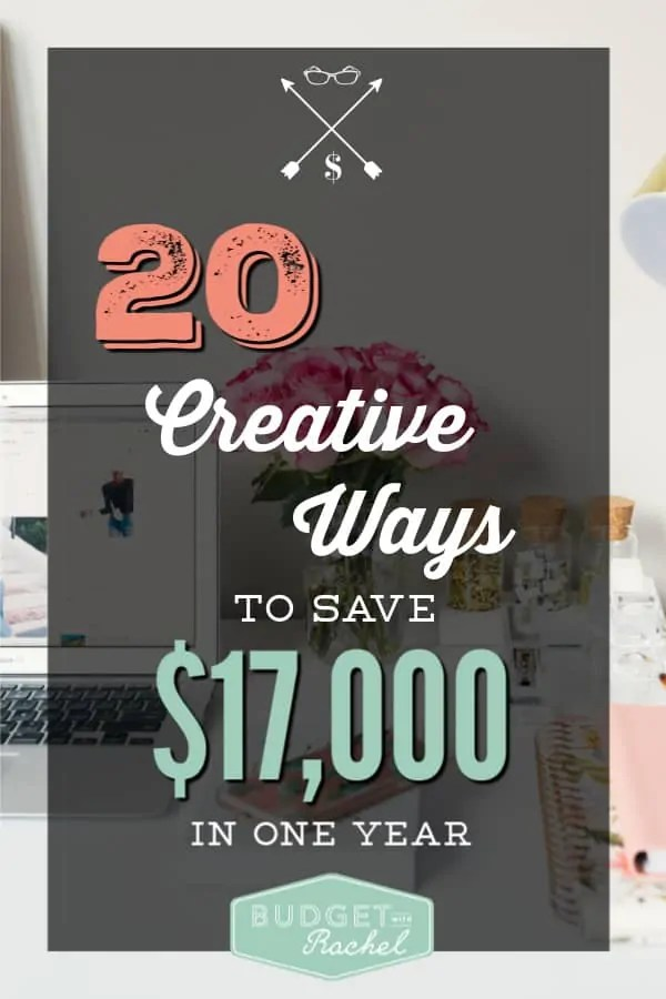 20 Creative ways to save money right now | looking for ways to save money you haven't tried yet? check this out!! | save money tips | save money ideas | debt payoff | debt free | decrease your spending 17 different ways | money saving tips #debtfree #debtpayoff #moneysavingtips #budget #frugalliving