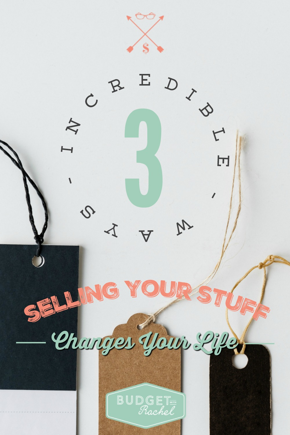 3 Amazing Benefits of Selling Your Stuff. I didn't even realize the potential I had in my home for these changes. After I started selling some of my stuff, I definitely noticed #1 and #3 happening and it was awesome! I didn't think there was much money to be made selling my stuff, but I was wrong! This helped us out big time!!