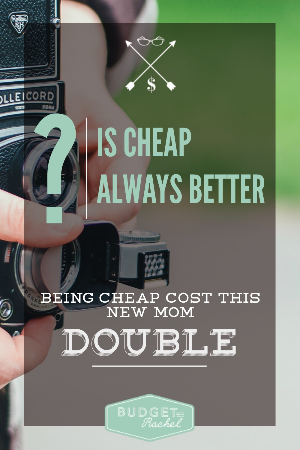 How Being Cheap Cost Me Double. Oh I totally feel for this mom. Being cheap ends up being expensive most of the time! This is such a funny story and a great example. I can't believe what she did in front of everyone. I can totally relate!