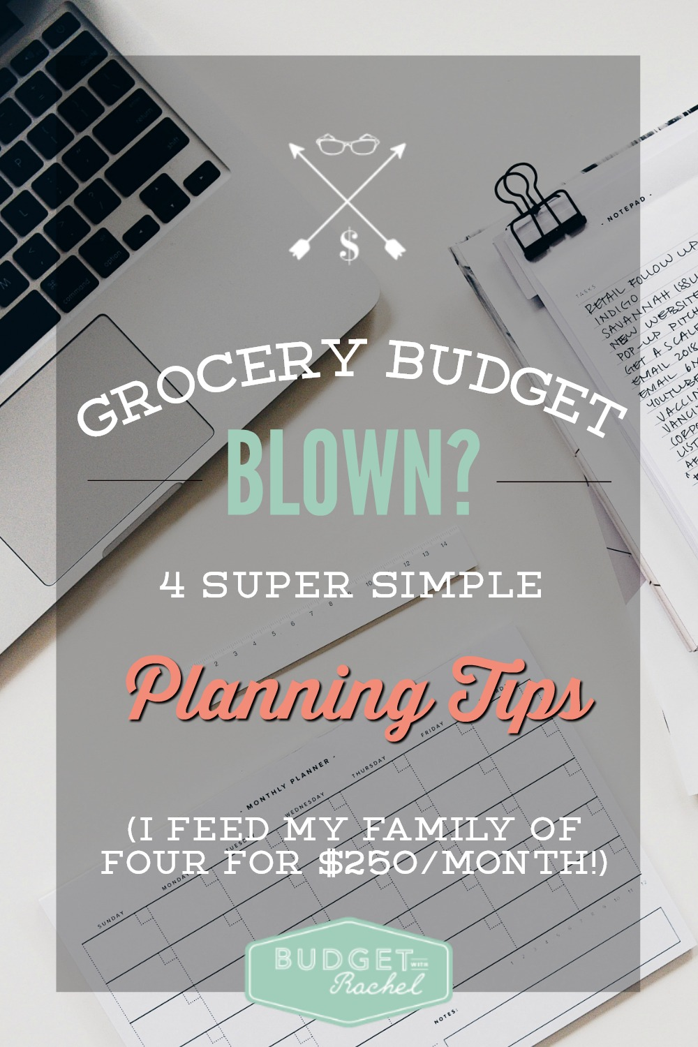 Stop Blowing Your Monthly Grocery Budget with These Simple Planning Tips. These grocery planning tips are awesome! So #1 has to be my favorite that I never even thought to do. Even my husband thinks it's a good idea!! Since starting to do two of these things, I have saved $100/month on my grocery budget.