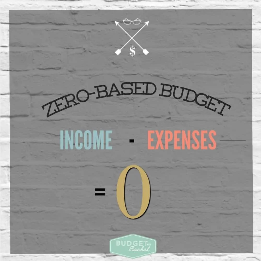 How to Set Up a Zero-Based Budget Without Wanting to Rip Your Hair Out. Yes! This way of setting up a budget is so freaking simple! I have found success by doing it this way. I have started saving so much money just by tracking my expenses. Setting up my budget was way less painful than I thought it was going to be.