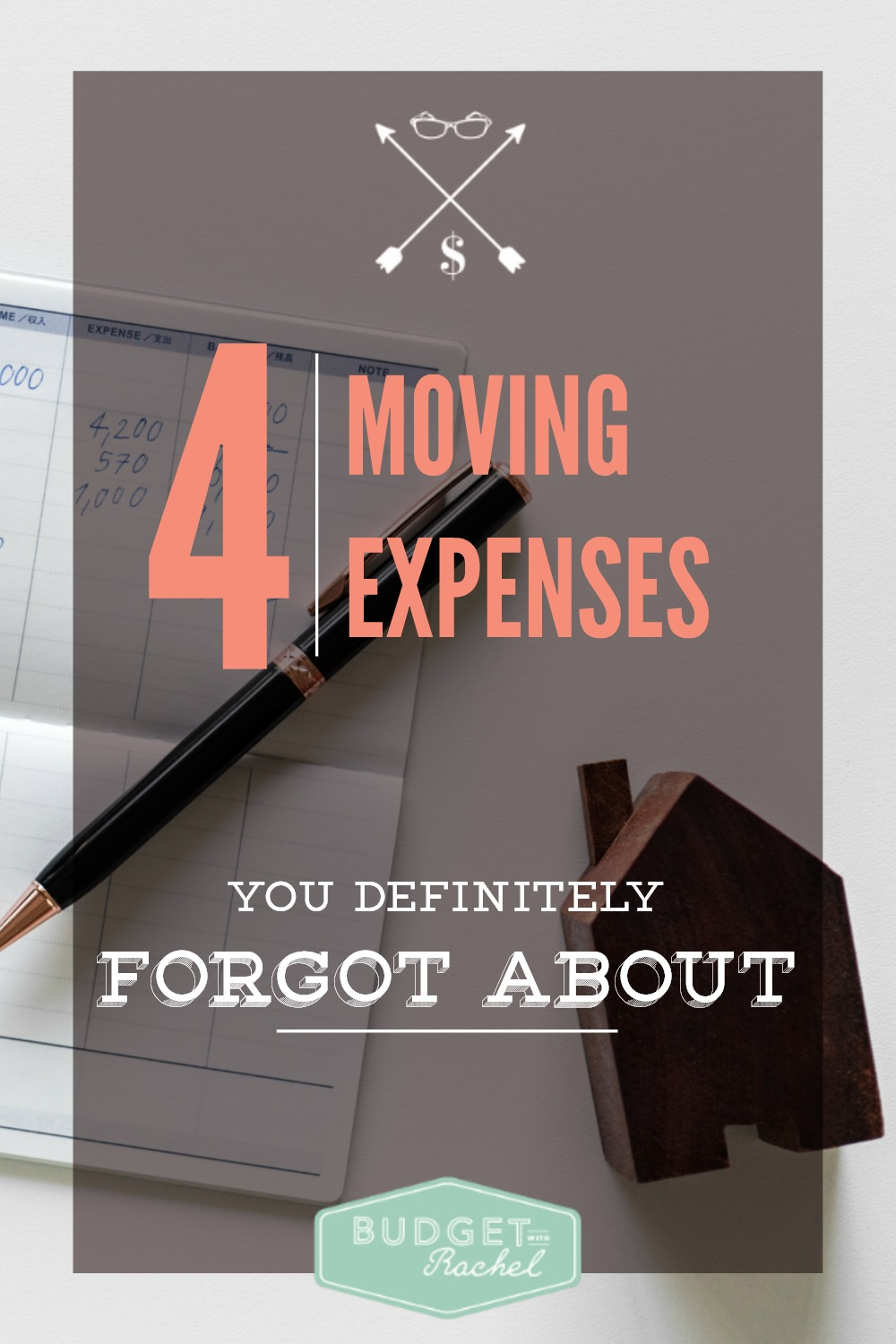Prepare Your Budget for a Move:  4 Costs to Consider When Moving into Your New Home. I totally forgot 2 of these expenses! So thankful I found this before we moved. #3 is something I hadn't even thought of, but is so important. #4 is what I hate about moving, but it is a must before moving in all of our stuff. Such good advice and now our budget will be ready for a move!