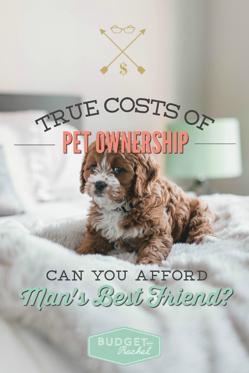What is the True Cost of Adding a Pet to Your Family? Can You Afford Man's Best Friend? This is awesome! Everything I would need to know about possible pet costs all listed in one place! I was really surprised on the average cost of a pet, but also feel great about having a plan for our pet! Everyone should read this before getting a new cat or dog!! It will save you so much stress!