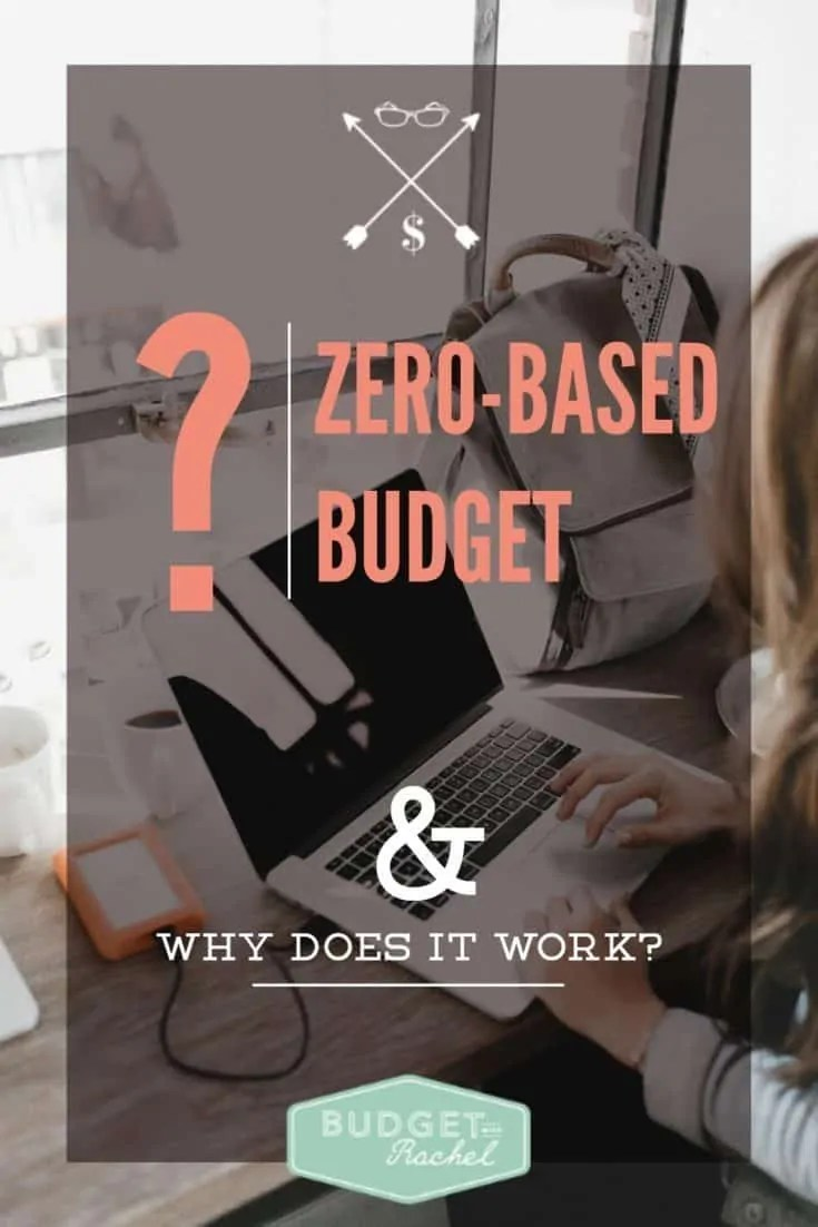 What is a Zero-Based Budget and Why Does It Work? Love this! I have been looking for an easy way to start budgeting and this is it! This makes complete sense to do it zero-based. I wish I had learned about this sooner. Zero-based budgeting totally works! I saved $600 in the first month I tried it!