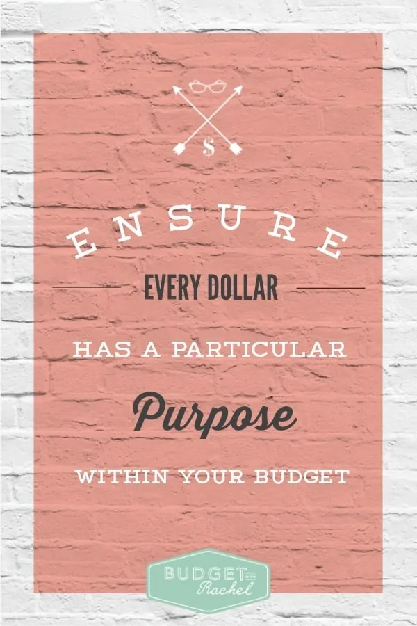 Zero Based Budget Inspiration! Yes! This keeps me so motivated every month and on track to plan with my money. Zero based budgeting is totally working for me and now I know what every dollar is being spent on. I will never go back to not budgeting again!