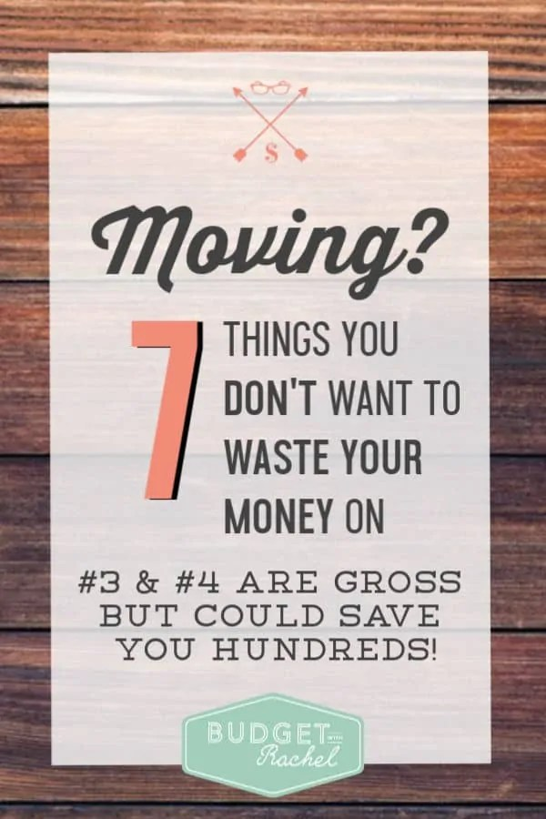 7 Things you should not spend money on after a move | how to save thousands when you move into a new home | first time home buyers money hacks | tips and tricks for new home buyers #newhome #movingtips #moving #moneysavingtips #budget #personalfinance