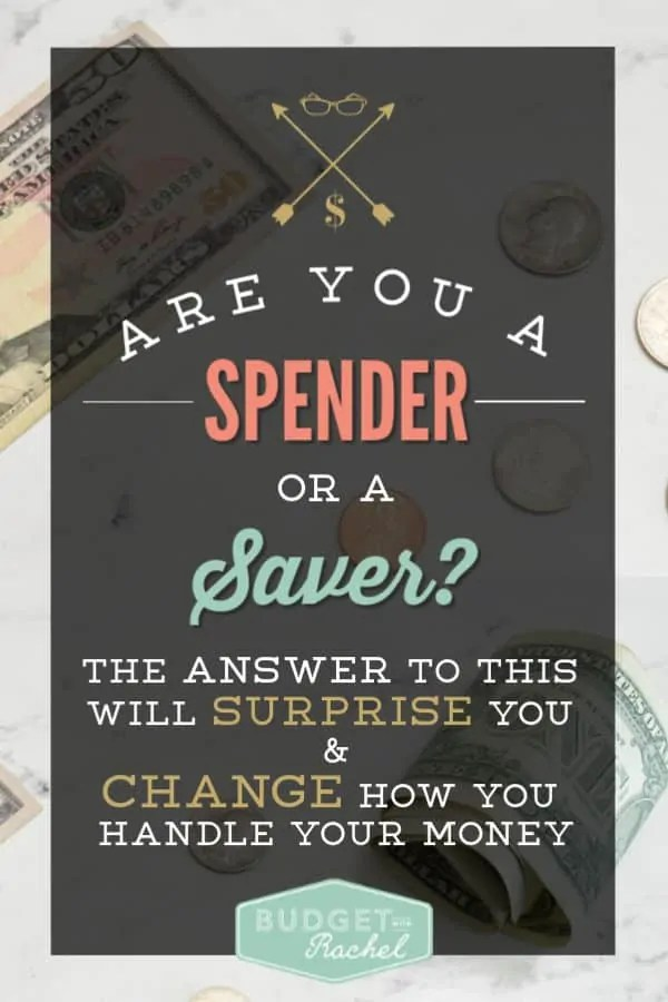 Find out if you are a spender or a saver | You will definitely be surprised to learn if you are a spender or a saver | spender or saver behavior affects your finances | spender qualities | saver qualities | financial planning and success | finance tips | money spending habits | money saving habits #savemoney #moneysavingtips #finances #budget #money