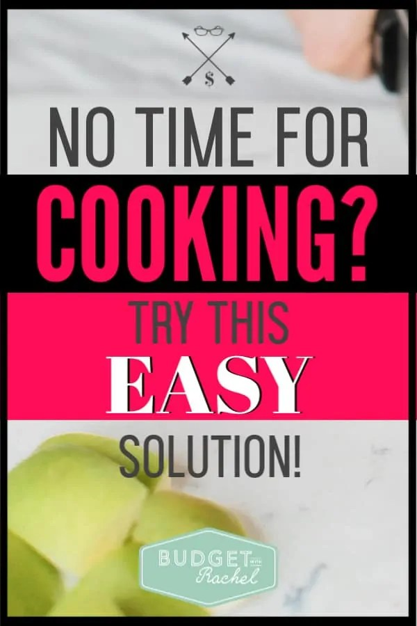 I hate cooking so much. I used to struggle with knowing what food to make and how to have it all planned out. This solution to that is so simple and is actually something I could do! I have more time available now and I always have meals on hand! If you struggle with cooking, you need to try this! #mealprep #timesaving #savemoney