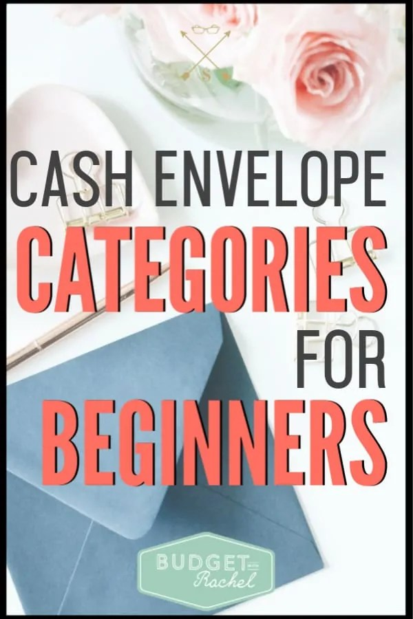 The cash envelope system is the best way to stay on track with your budget. If you haven't tried this before, it will be exactly what you need to finally stay on track with your budget. #cashenvelopes #budget #budgettips