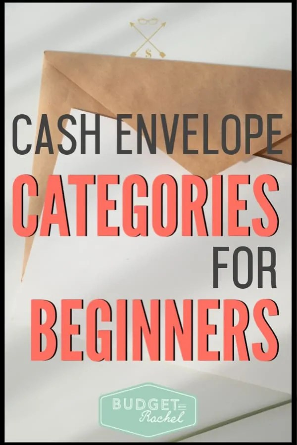 New to the cash envelope system? These are the categories you should be using to spend cash from. The cash envelope system will be a game changer for you, especially if you are just beginning. Check out these common cash envelope categories to get started! #savemoney #moneysavingtips #budget #budgettips