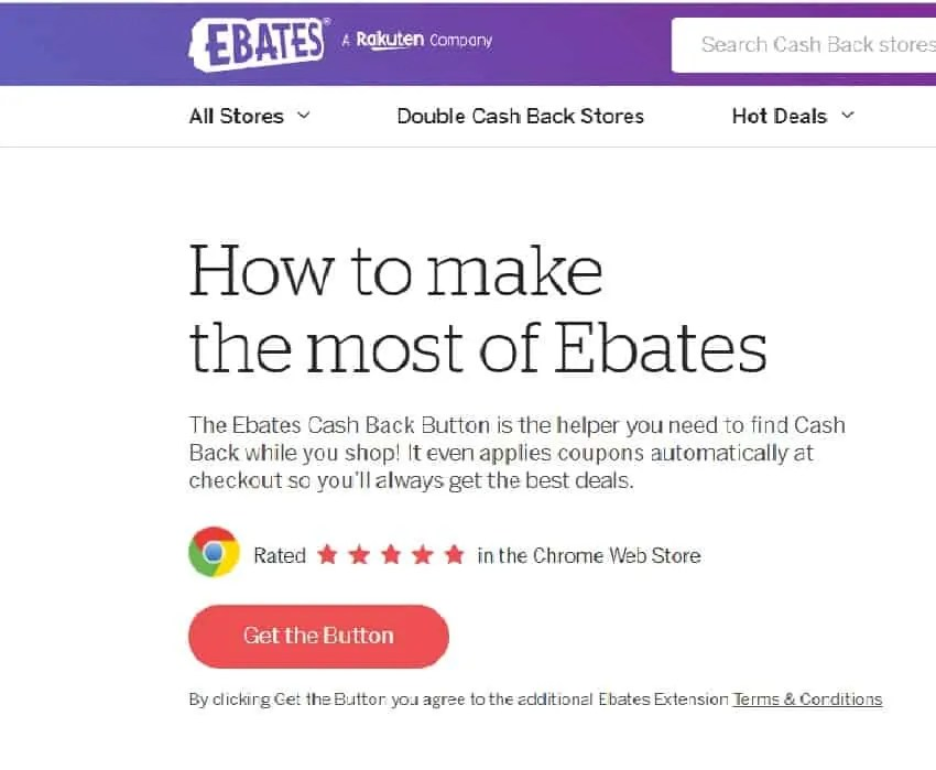 ebates web browser extension instructions