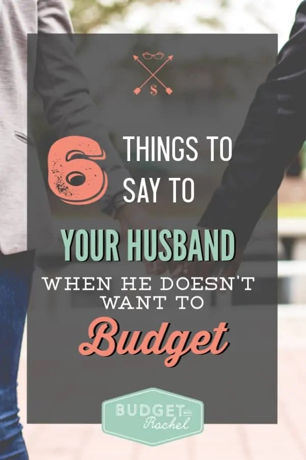 Talk to your husband about money with these 6 tips | essential tips to talk to your husband about budgeting | budgeting tips | how to have a conversation with your husband about your money and budgeting | get on the same page with your husband by talking about money #moneymanagement #financetips #husband #personalfinance