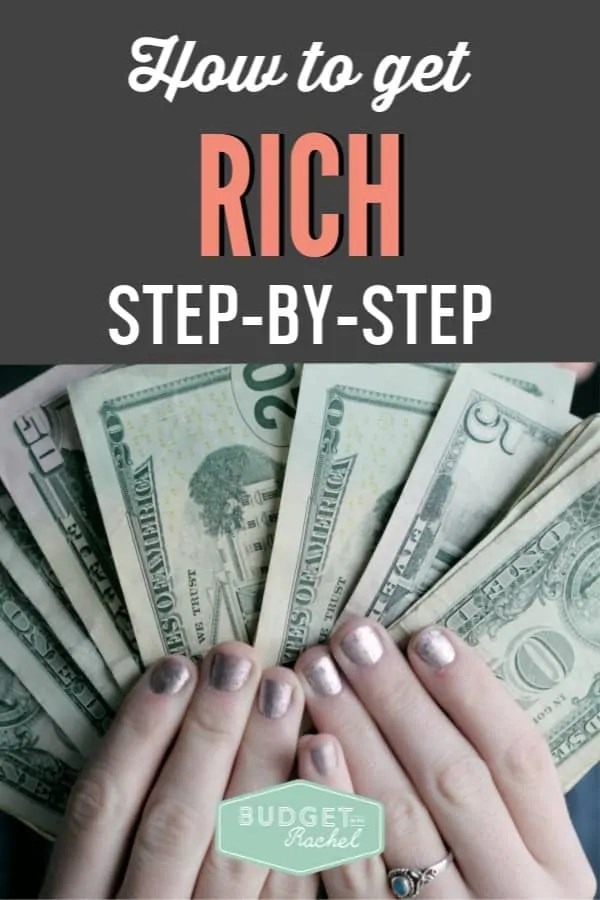 If you want to be wealthy, you need to follow these steps | how to become wealthy | get rich by doing these steps | achieve financial freedom fast | debt free | debt payoff | money management tips | finance tips | personal finance #financetips #personalfinance #debtfree #debtpayoff