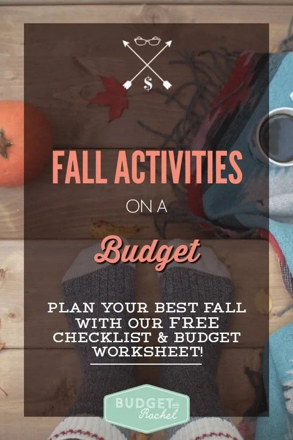 How to Plan for Fall Activities on a Budget (+ Ultimate Fall Planning Checklist & Budget Worksheet!) These worksheets were so helpful to plan for Fall activities including Halloween and Thanksgiving. There are so many awesome things to do I can easily overspend and lose track of my budget during this season. This is so helpful! I will definitely have a budget for Fall with the help of these worksheets!