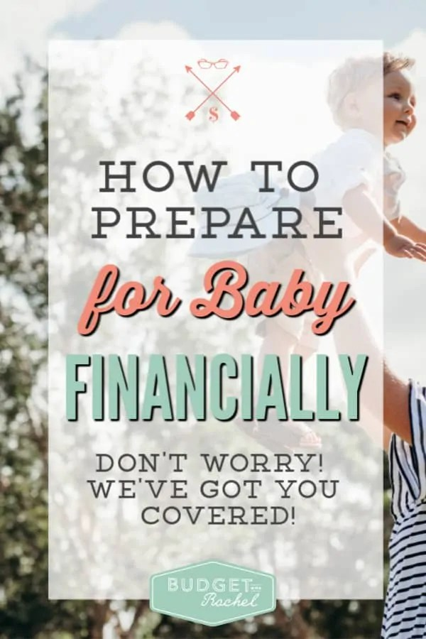 How to prepare for a baby financially | How to prepare for a child while you are in debt | Budget tips for babies | decrease money stress when you financially plan for baby | how to have kids when you're in debt | financial planning for baby hacks | ideas to plan for baby with your money | plan for a baby without going broke #budgeting #baby #newborn #maternity #debt