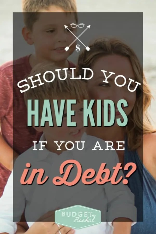 Should you have a baby if you are in debt? | having a baby while in debt | having a baby with student loans | in debt but want another baby | having kids when you are in debt | pregnant and broke | pregnant and in debt | is it wrong to have kids when you're broke? | baby while broke #baby #money #savings #budget #debt #debtpayoff