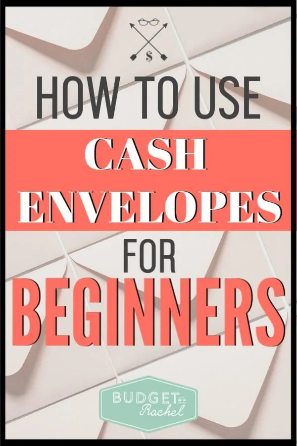 Cash envelopes can seem a little old school, but once you know how they work, they will be a budget changer for you. I was so resistant to using envelopes for so long, but they are magic! I always stick to my budget since using cash envelopes. If you are just starting with these, this is what you need! #cashenvelopes #budget #budgettips