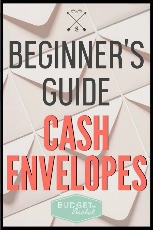 Want to make sure you stick to your budget every month? You need to use the cash envelope system! Not sure what that means? Check this out to learn all about the cash envelope system and how it works. #budget #budgettips #financetips