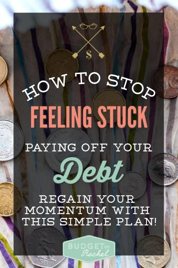 How to get momentum to pay off debt fast | how to pay off debt fast | how to stay motivated when you are frustrated with debt payoff | fix debt payoff frustration | how to become debt free and not be frustrated | stay excited about debt payoff | the best plan to help you pay off debt fast #debtfree #debtpayoff #daveramsey #money #freeprintables