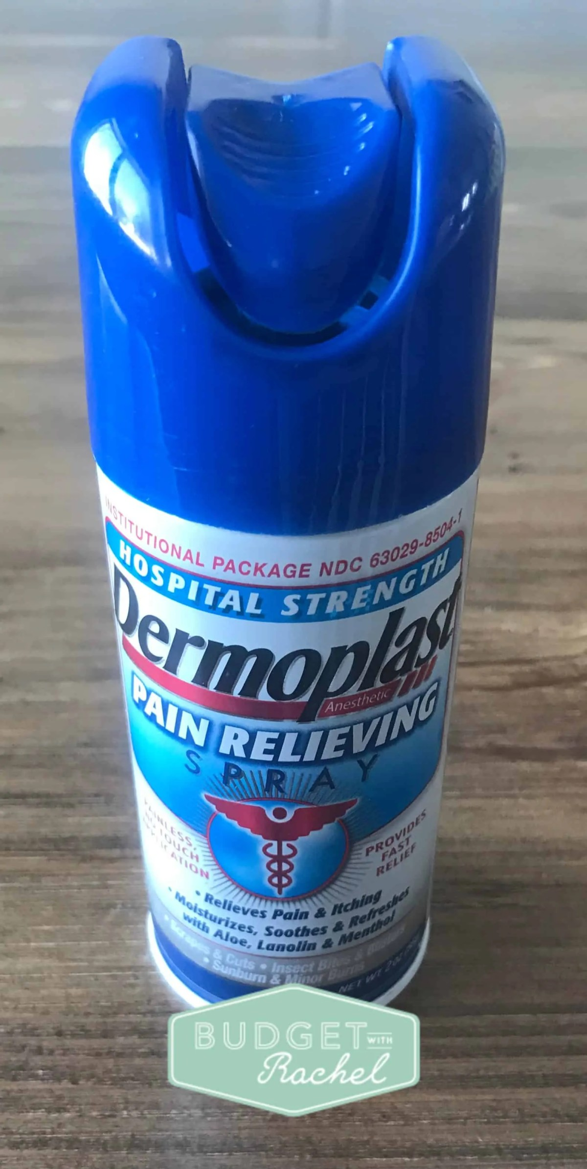 dermoplast spray