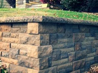 mur oporowy