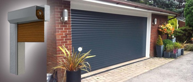 Rolowane bramy garażowe