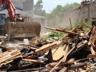 Wykorzystanie drewna rozbiórkowego