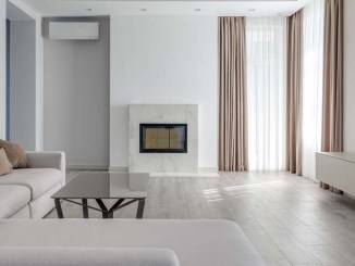 Jaki kominek wybrać do domu 100 m²