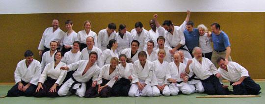 Fachübungsleiterkurs Aikido 2010