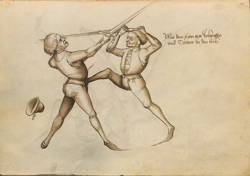 Is it possible to recreate a lost martial art from old