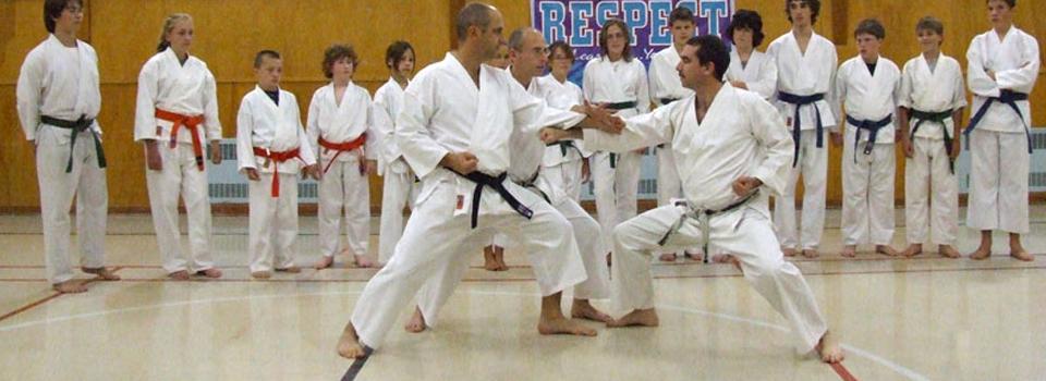 Karate-slider