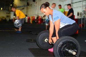 5 простых упражнений для мышц - становая тяга