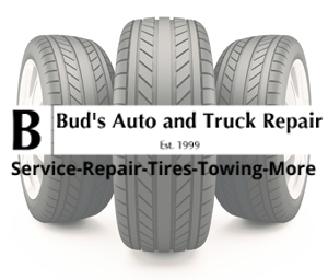 Bud's Auto And Truck Repair - Local Tire Sales and Repair for Lisbon and Mount Vernon.