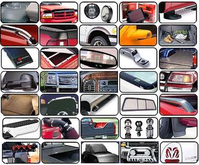 Car and Truck Accessories