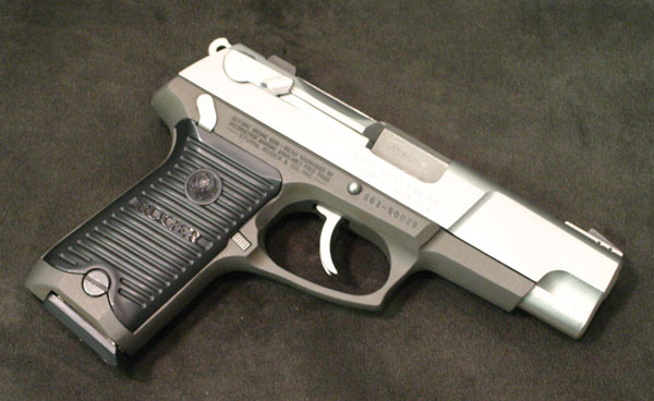Used Ruger P90dc Ss 45 241 00