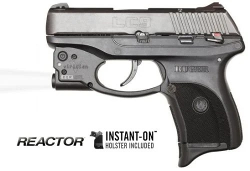 Reactor Tactical Light Ruger Lc9