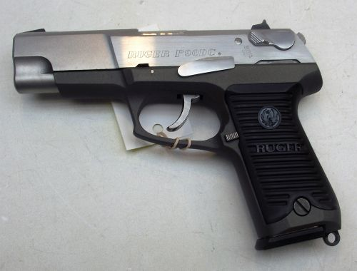 Used Ruger P90 45acp Ss