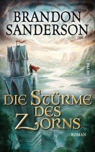 Stürme des Zorns - Brandon Sanderson