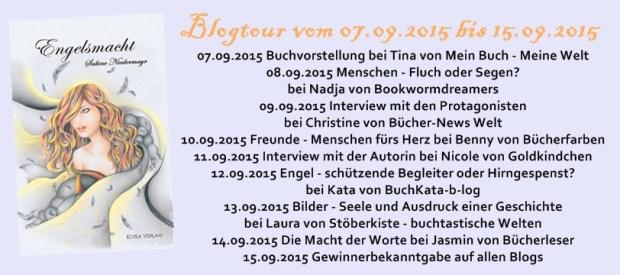 Banner Blogtour Engelsmacht