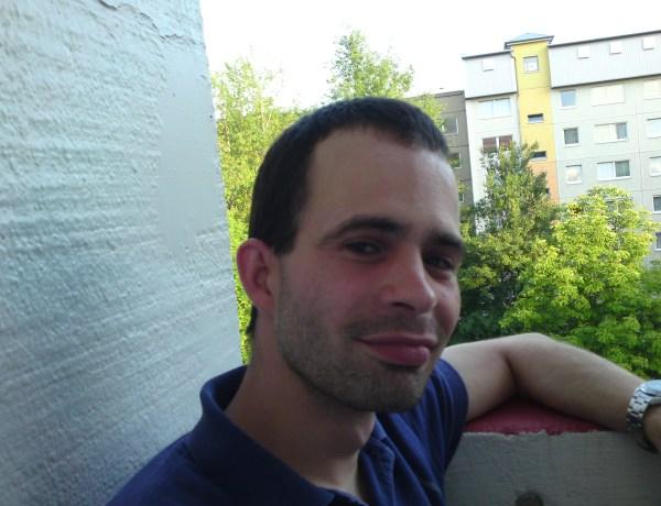 Autor Sebastian Görlitzer